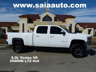 2007 Chevrolet 2500 Crew Cab 4wd Ltz Roof Navi Dvd LIFTED 33S ON 2OS SERICED DETAILED CLEAN CARFAX READY TO ROLL | Baton Rouge , Louisiana | Saia Auto Consultants LLC-[ 4 ]