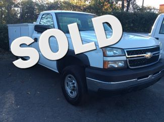 2007 Chevrolet Silverado 2500HD Classic Work Truck  city NC  Palace Auto Sales   in Charlotte, NC