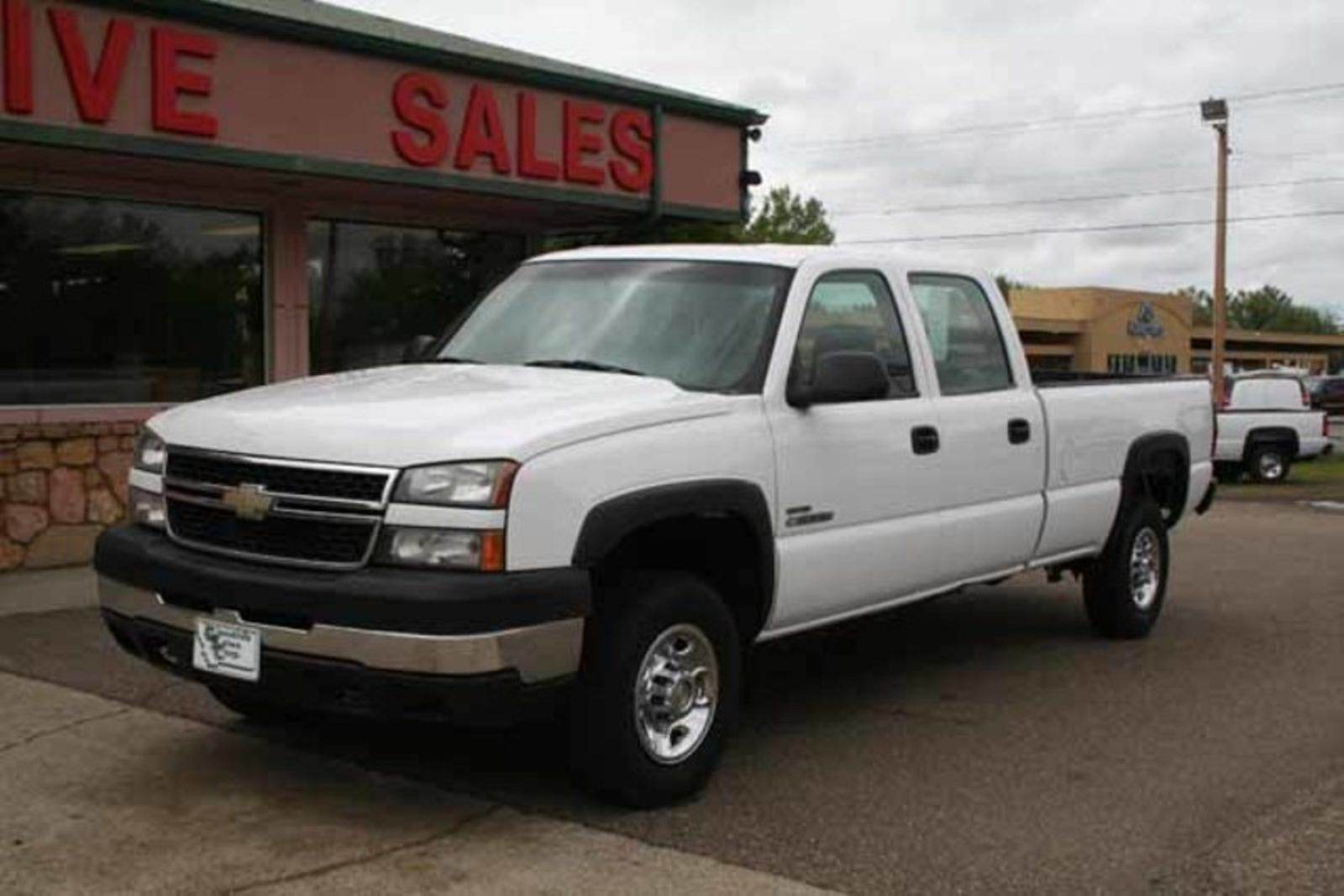 2007 chevrolet silverado 2500hd classic work truck glendive mt glendive sales corp. Black Bedroom Furniture Sets. Home Design Ideas
