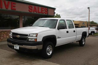 2007 Chevrolet Silverado 2500HD Classic in Glendive, MT