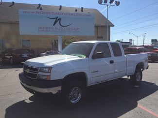 2007 Chevrolet Silverado 2500HD Classic LT1 in Oklahoma City OK