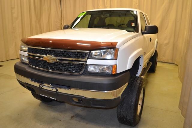 2007 Chevrolet Silverado 2500HD Classic LT1 Roscoe, Illinois 11