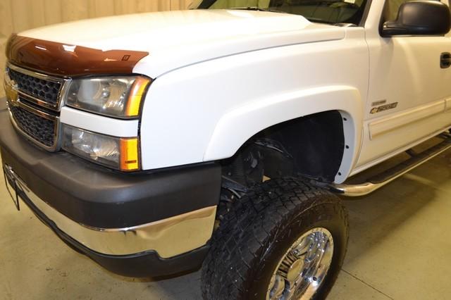 2007 Chevrolet Silverado 2500HD Classic LT1 Roscoe, Illinois 14