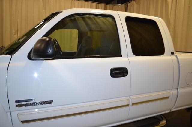 2007 Chevrolet Silverado 2500HD Classic LT1 Roscoe, Illinois 12