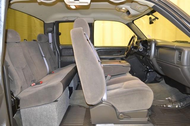 2007 Chevrolet Silverado 2500HD Classic LT1 Roscoe, Illinois 28