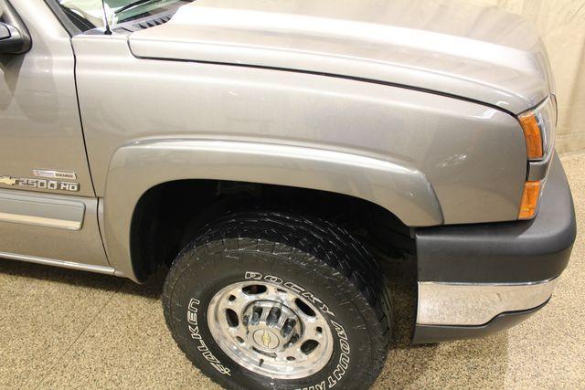 2007 Chevrolet Silverado 2500HD Classic LT1 Roscoe, Illinois 10