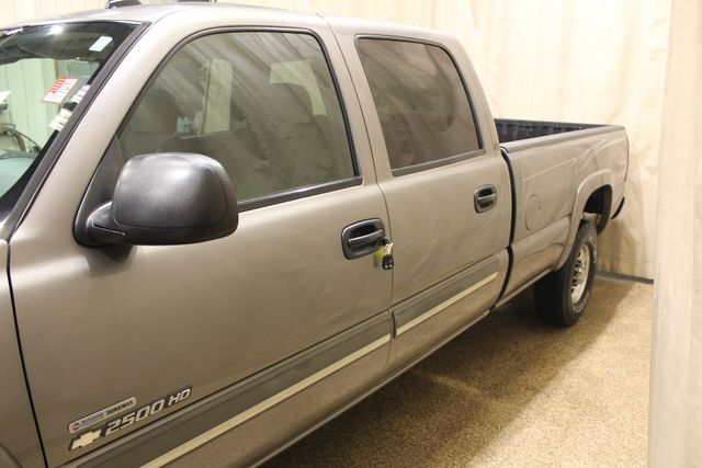 2007 Chevrolet Silverado 2500HD Classic LT1 Roscoe, Illinois 7
