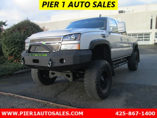2007 Chevrolet Silverado 2500HD Classic LT2 Seattle, Washington