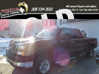 2007 Chevrolet Silverado 2500HD Classic LT1 in  Idaho