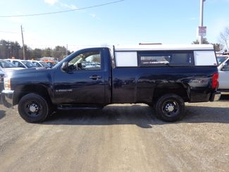 2007 Chevrolet Silverado 2500HD Work Truck Hoosick Falls, New York