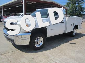 2007 Chevrolet Silverado 2500HD Utility Bed Houston, Mississippi