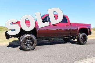 2007 Chevrolet Silverado 2500HD Lifted 6.6L  LTZ | Killeen, TX | Texas Diesel Store in Killeen TX