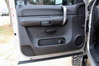 2007 Chevrolet Silverado 2500 HD LT Crew Cab 4X4 Z71 6.6L Duramax Diesel Allison Auto LIFTED LOADED Sealy, Texas 34