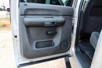 2007 Chevrolet Silverado 2500 HD LT Crew Cab 4X4 Z71 6.6L Duramax Diesel Allison Auto LIFTED LOADED Sealy, Texas 38