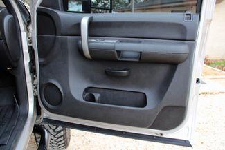 2007 Chevrolet Silverado 2500 HD LT Crew Cab 4X4 Z71 6.6L Duramax Diesel Allison Auto LIFTED LOADED Sealy, Texas 47