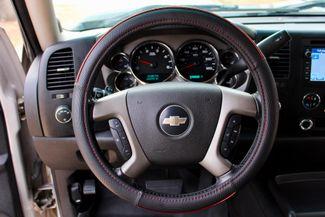 2007 Chevrolet Silverado 2500 HD LT Crew Cab 4X4 Z71 6.6L Duramax Diesel Allison Auto LIFTED LOADED Sealy, Texas 50