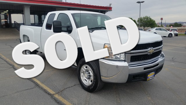 2007 Chevrolet Silverado 2500HD Work Truck St. George, UT 0
