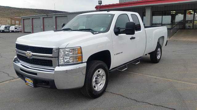 2007 Chevrolet Silverado 2500HD Work Truck St. George, UT 10