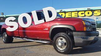 2007 Chevrolet Silverado 3500 Classic DRW LBZ Duramax Diesel 4x4 Fort Pierce, FL
