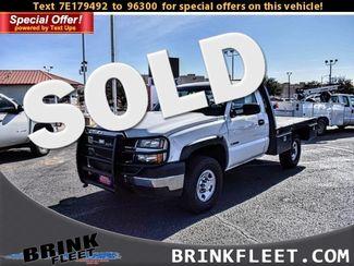 2007 Chevrolet Silverado 3500 Classic SRW Wrk Trk | Lubbock, TX | Brink Fleet in Lubbock TX