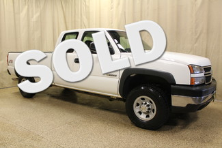 2007 Chevrolet Silverado 3500 Classic ext cab Long Bed Roscoe, Illinois
