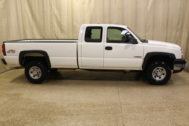 2007 Chevrolet Silverado 3500 Classic ext cab Long Bed Roscoe, Illinois 1