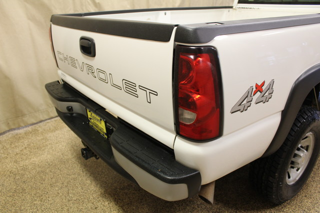 2007 Chevrolet Silverado 3500 Classic ext cab Long Bed Roscoe, Illinois 4