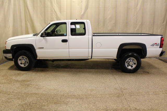 2007 Chevrolet Silverado 3500 Classic ext cab Long Bed Roscoe, Illinois 2
