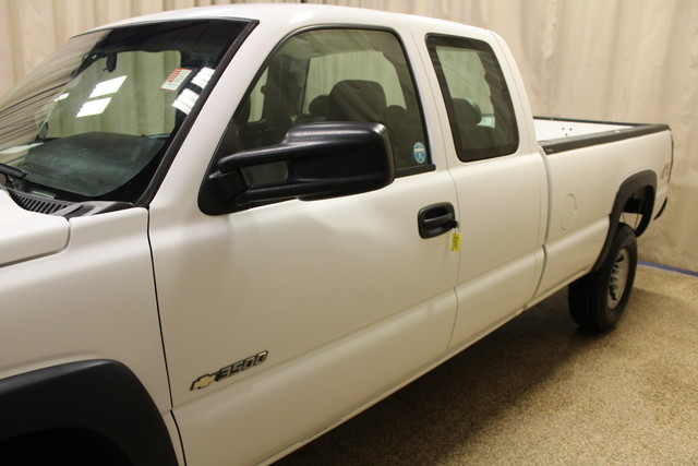 2007 Chevrolet Silverado 3500 Classic ext cab Long Bed Roscoe, Illinois 8