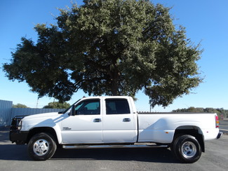 2007 Chevrolet Silverado 3500HD DRW in San Antonio Texas