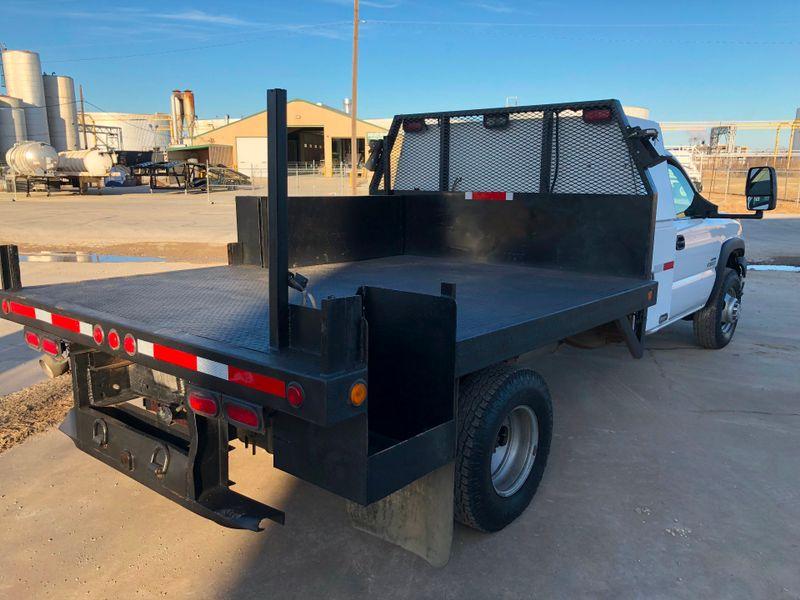 2007 Chevrolet Silverado 3500 FLATBED   city TX  North Texas Equipment  in Fort Worth, TX