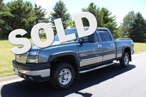 2007 Chevrolet Silverado Classic 2500HD LS Crew Cab 4WD in Great Falls, MT