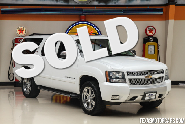 2007 Chevrolet Suburban LT This Clean Carfax 2007 Chevrolet Suburban LT is in great shape with only
