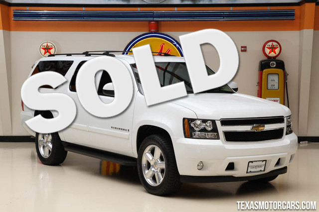 2007 Chevrolet Suburban LT Financing is available with rates as low as 29 wac Get pre-approve