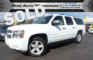 2007 Chevrolet Suburban LTZ 4x4 Navi Tv/DVD Sunroof 3rd Row We Finance | Canton, Ohio | Ohio Auto Warehouse LLC in  Ohio