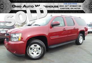 2007 Chevrolet Suburban LT 4x4 Tv/DVD Sunroof Clean Carfax We Financ | Canton, Ohio | Ohio Auto Warehouse LLC in  Ohio
