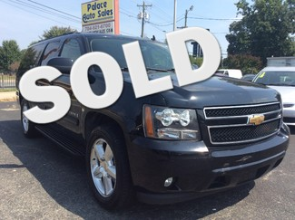 2007 Chevrolet Suburban LTZ CHARLOTTE, North Carolina