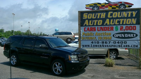 2007 Chevrolet Suburban LT in Harwood, MD