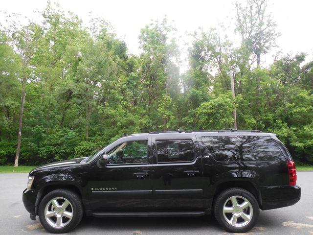2007 Chevrolet Suburban LTZ Leesburg, Virginia 4