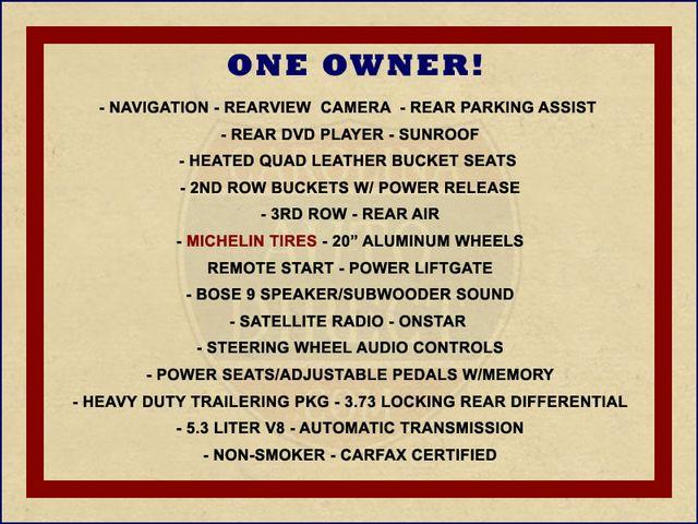 2007 Chevrolet Suburban LTZ 4X4 - NAV - REAR DVD - SUNROOF! Mooresville , NC 1