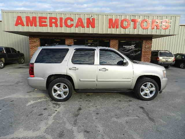 2007 Chevrolet Tahoe LTZ | Brownsville, TN | American Motors of Brownsville in Brownsville TN