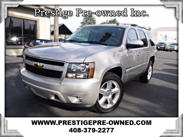 2007 Chevrolet Tahoe LTZ 2007 CHEVROLET TAHOE 1500 LTZ FULLY LOADED---136K MILES-