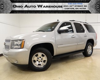 2007 Chevrolet Tahoe LT 4x4 Tv/DVD Sunroof Cln Carfax We Finance in  Ohio