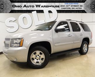 2007 Chevrolet Tahoe LT 4x4 Tv/DVD Sunroof Cln Carfax We Finance | Canton, Ohio | Ohio Auto Warehouse LLC in  Ohio