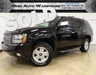 2007 Chevrolet Tahoe LT Z71 Navi Sunroof Tv/DVD 1-Owner We Finance | Canton, Ohio | Ohio Auto Warehouse LLC in  Ohio