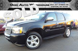 2007 Chevrolet Tahoe LTZ 4x4 Navi Sunroof Clean Carfax We Finance | Canton, Ohio | Ohio Auto Warehouse LLC in  Ohio