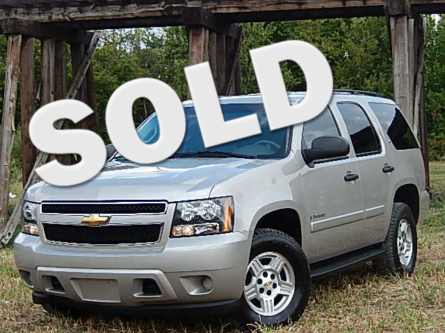 2007 Chevrolet Tahoe LS Take a look at this amazing find A 2007 4x4 that is in excellent conditio