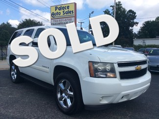 2007 Chevrolet Tahoe LT CHARLOTTE, North Carolina