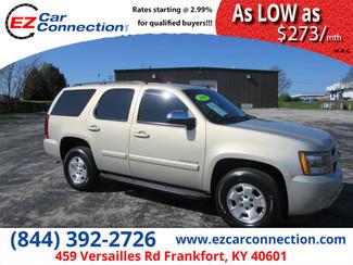 2007 Chevrolet Tahoe LTZ | Frankfort, KY | Ez Car Connection-Frankfort in Frankfort KY