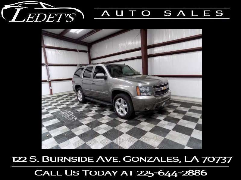 2007 Chevrolet Tahoe LTZ - Ledet's Auto Sales Gonzales_state_zip in Gonzales Louisiana